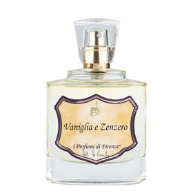 VANIGLIA E ZENZERO Eau de Parfum