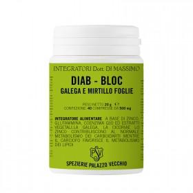 DIAB BLOC Galega - Mirtillo