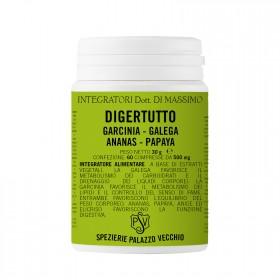 DIGERTUTTO Garcinia - Galega- Ananas - Papaya
