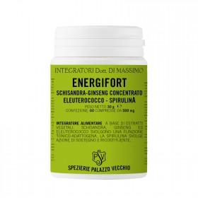 ENERGIFORT Schisandra - Ginseng