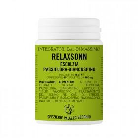 RELAXSONN ESCOLZIA-PASSIFLORA-BIANCOSPINO